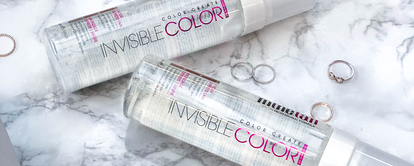Invisible Color Clear Self Tan Foam