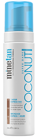 MineTan Coconut