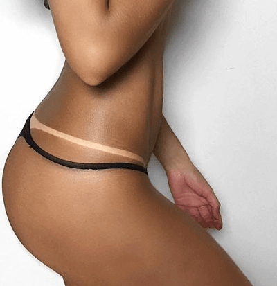 < />NATURAL BRONZE</h4>I want a dark, natural bronze skin finish