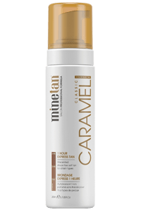 MineTan Caramel Self Tan Foam Product Image