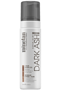 MineTan Dark Ash Self Tan Foam Product Image