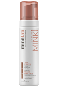 MineTan Mink Self Tan Foam Product Image