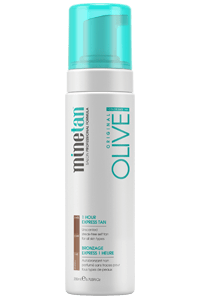 MineTan Olive Self Tan Foam Product Image