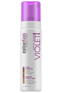 MineTan Violet Self Tan Foam Product Image