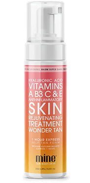 Wonder Tan Mousse Autobronzante